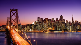 Business class flights to San Francisco